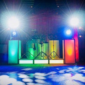 event lighting company Long Island