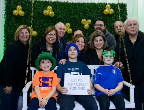 St. Baldrick's – Northport High School